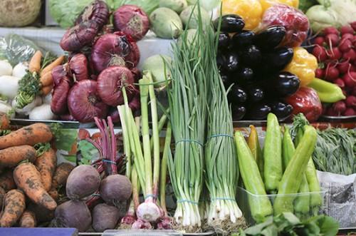 Фермерские эко Овощи